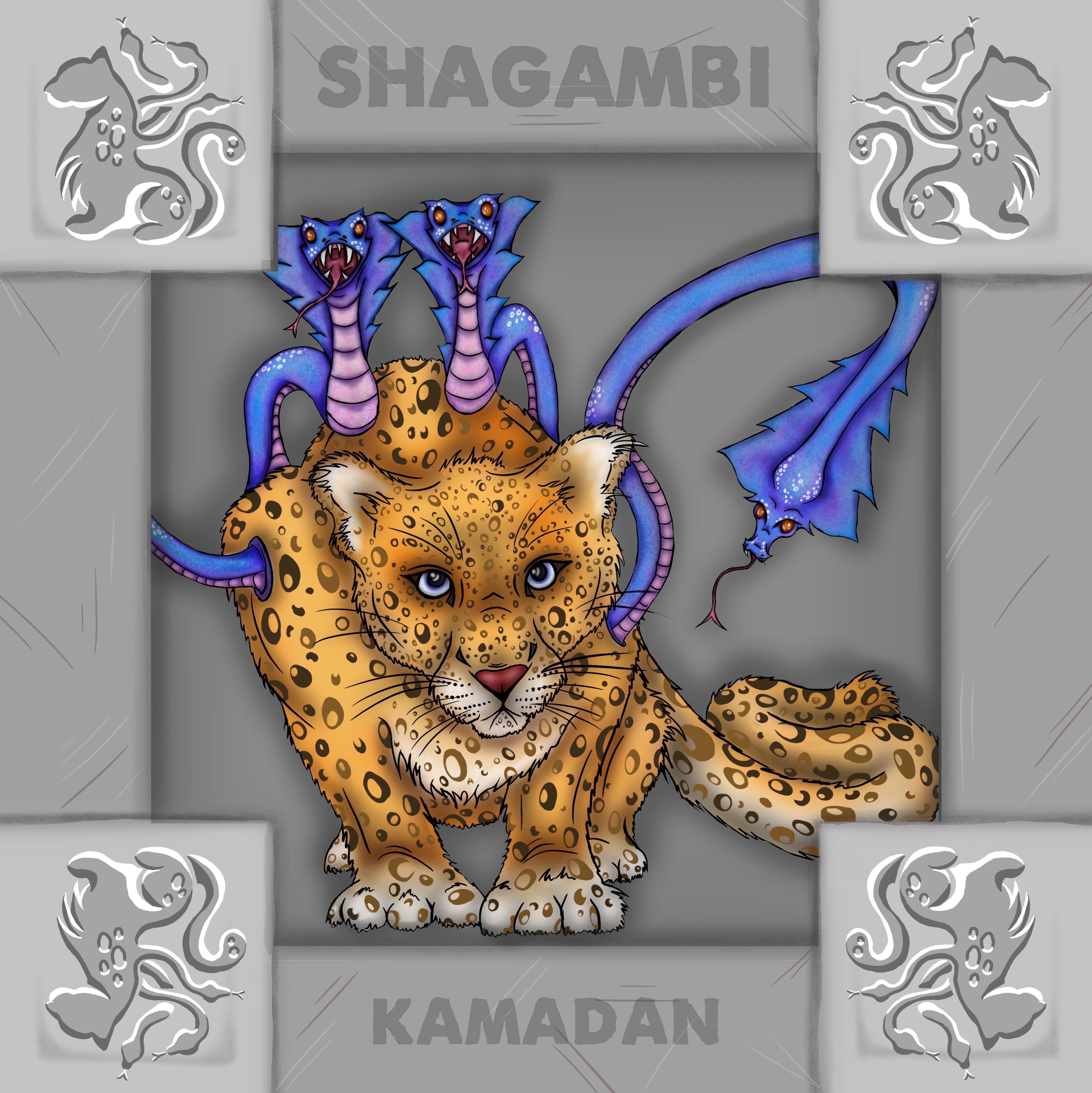 Shagambi (Kamadan)